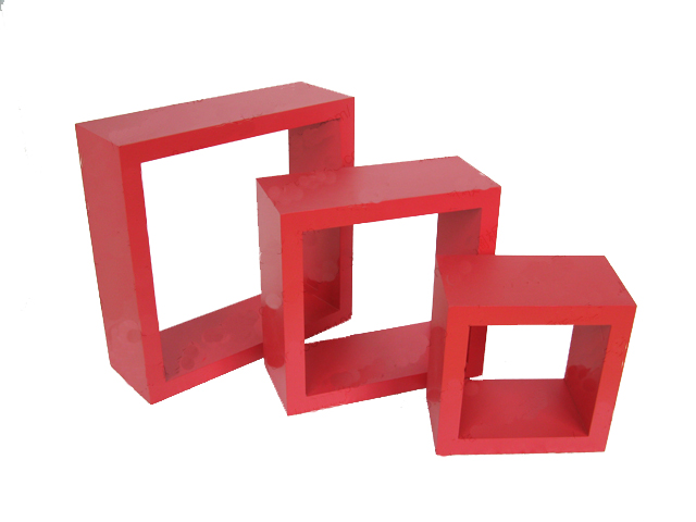 Red Square Cube S3 SCB30RD