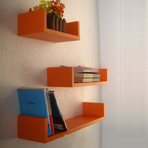 Mural Decor Wall Shelf TXS043